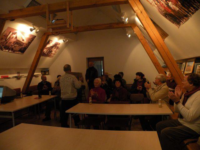 5.12.2012 ura zgodovinska v zavetišču - foto