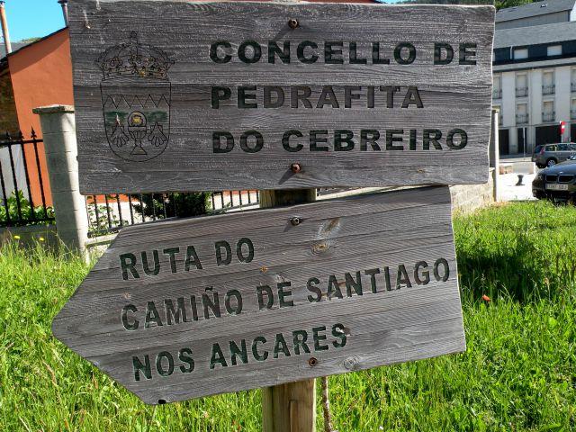 15 Španija Perdafita do Cebreiro - foto