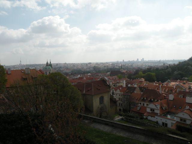 16 Praga Hradčani  sprehod - foto