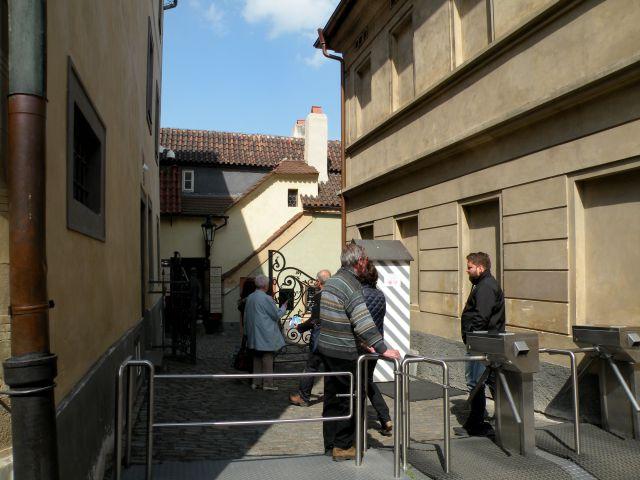16 Praga Zlata ulica - foto