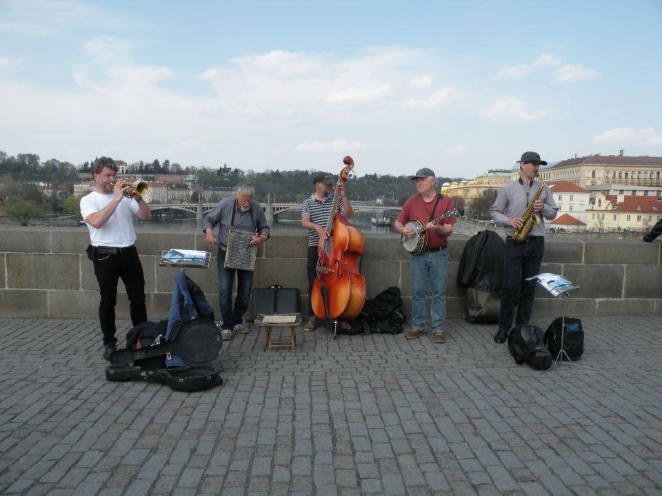 16 Praga s Hradčanov proti mestu - foto povečava