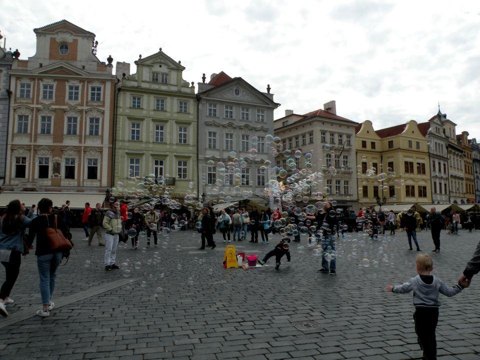 16 Praga - po mestu - foto povečava