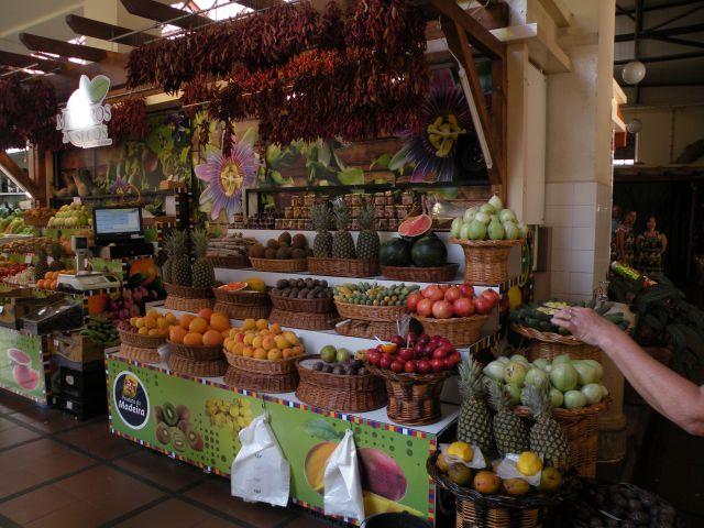 16 madeira tržnica - foto