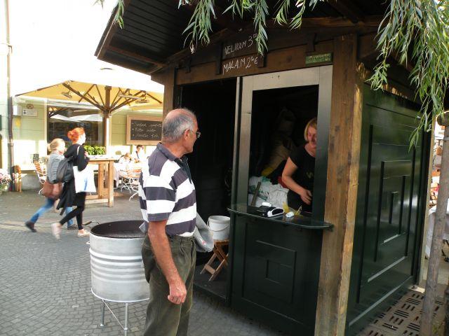 16 U3 Sevnica v Ljubljani - foto