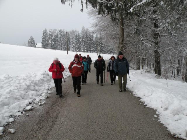 18 Od Dolinška do Brezovice - foto