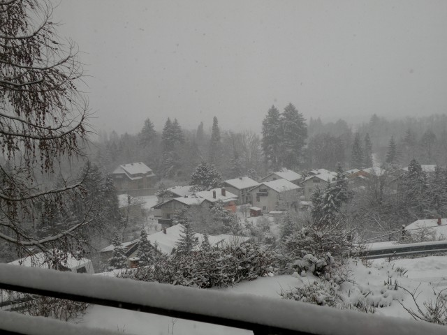 18 zima v februarju - foto