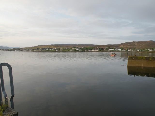 Škotska Broadford hostel - foto