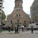 19 Balt.3 Riga cerkev zvonik in razstava