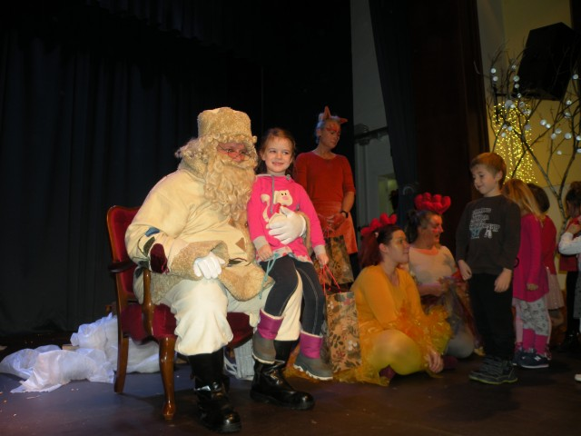 19 DPM in Dedek Mraz v Radečah - foto