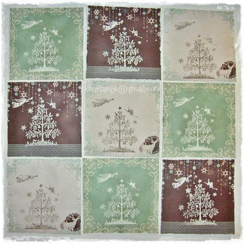 Božično - novoletne voščilnice - foto