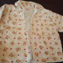Sevil jaknica žamet prehodna 68 3e