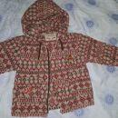 Jopica topla clar baby center 68, jaknica prehodna 2e