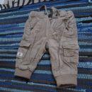 podložene zametne hlače