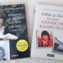 Knjigi Imela sem 12 let... in Dekle iz kleti - Zgodba Natasche Kampusch