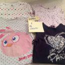 majcke podarim ob nakupu,en nakup ena majica 110-116