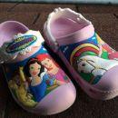 Prodano - Crocs Princess št. 27-28