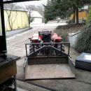 Poviški za traktorski plato