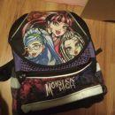 dekliška šolska torba za 1. triado