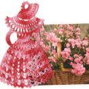 dama v roza