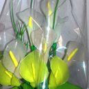 Rože iz najlona 01