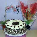 Schwarzwaldska višnjeva torta