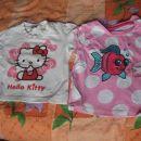 Oblačila za deklice 68 in 74