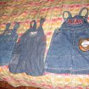 Kratke hlače z naramnicami