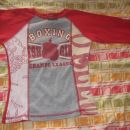 Rdeče siva majica 116
