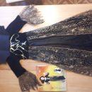 Pustni kostum vampirka 120-128