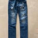 Fantovske jeans hlače Zara