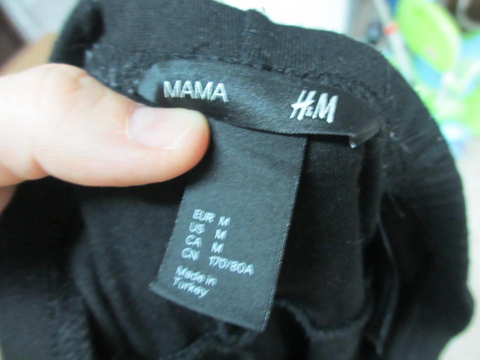 Nosečniška oblačila S-M - foto povečava