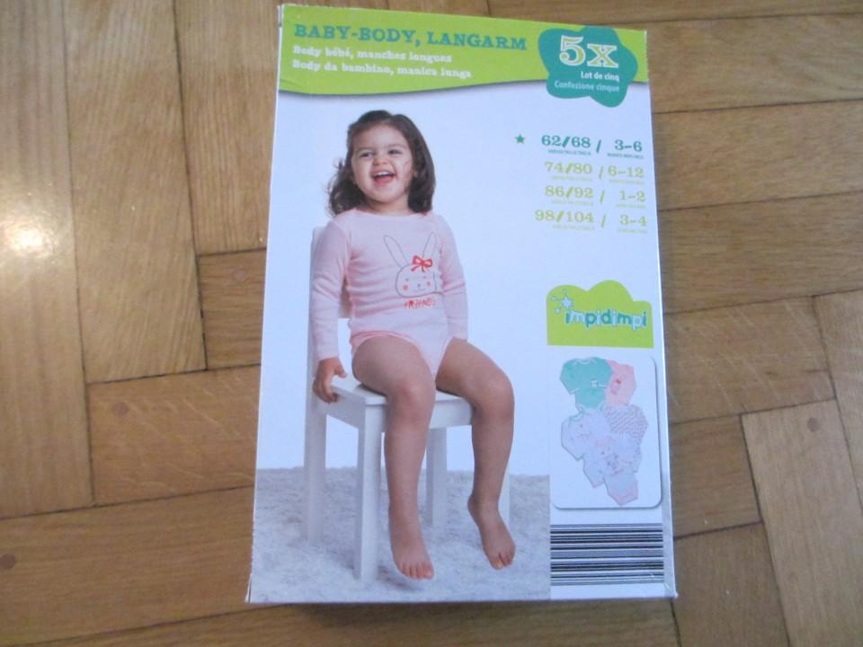 Nova oblačilca za dojenčka 62-68 - foto povečava