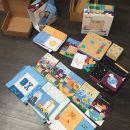 NOV Primo Toys Cubetto Classic set s štirimi dodatnimi podlogami