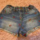 primark jeans kratke hlače 140 1x nošene 5 eur