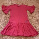 OVS roza obleka-tunika z bleščicami.Kot nova 8 eur.