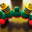 Lego gosenica, z dodatki