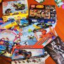 Lego kocke od 6 let dalje - načrti