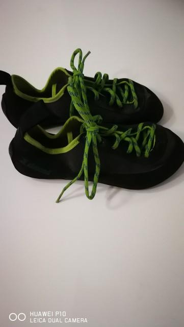 Plezalni čevlji 36 št vendar manjša št. 20€ - foto