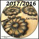 2017, 2016: TATTING