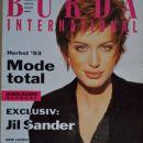 burda international 3/93