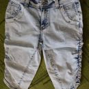 jeans hamajke hlače - 20 eur