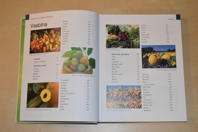 Zdravilna moč sadja in zelenjave - 12 Eur