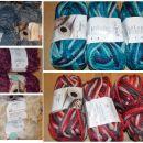 Prodam volno - pletenje, kvačkanje, ...