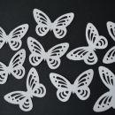 izsekanec bel metulj šeleshamer - 0,18 eur /  kom