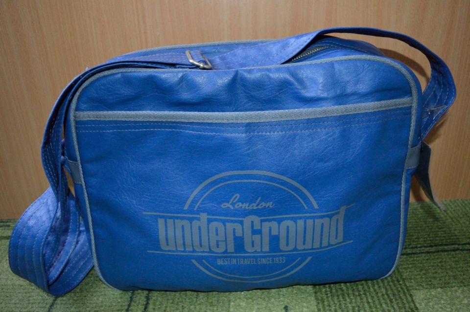 modra torba underground- 12 eur