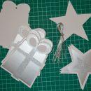 3 zvezdica - 0,30 eur, 3 darila - 0,30 eur