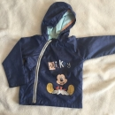 george mickey mouse jaknica 18-24 mesecev