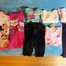 Oblekice za deklico, starost 2 leti