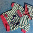 Dekliška majica s kratkimi rokavi, 4 eur