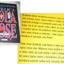 Deklica Lola Rose, Jacqueline Wilson